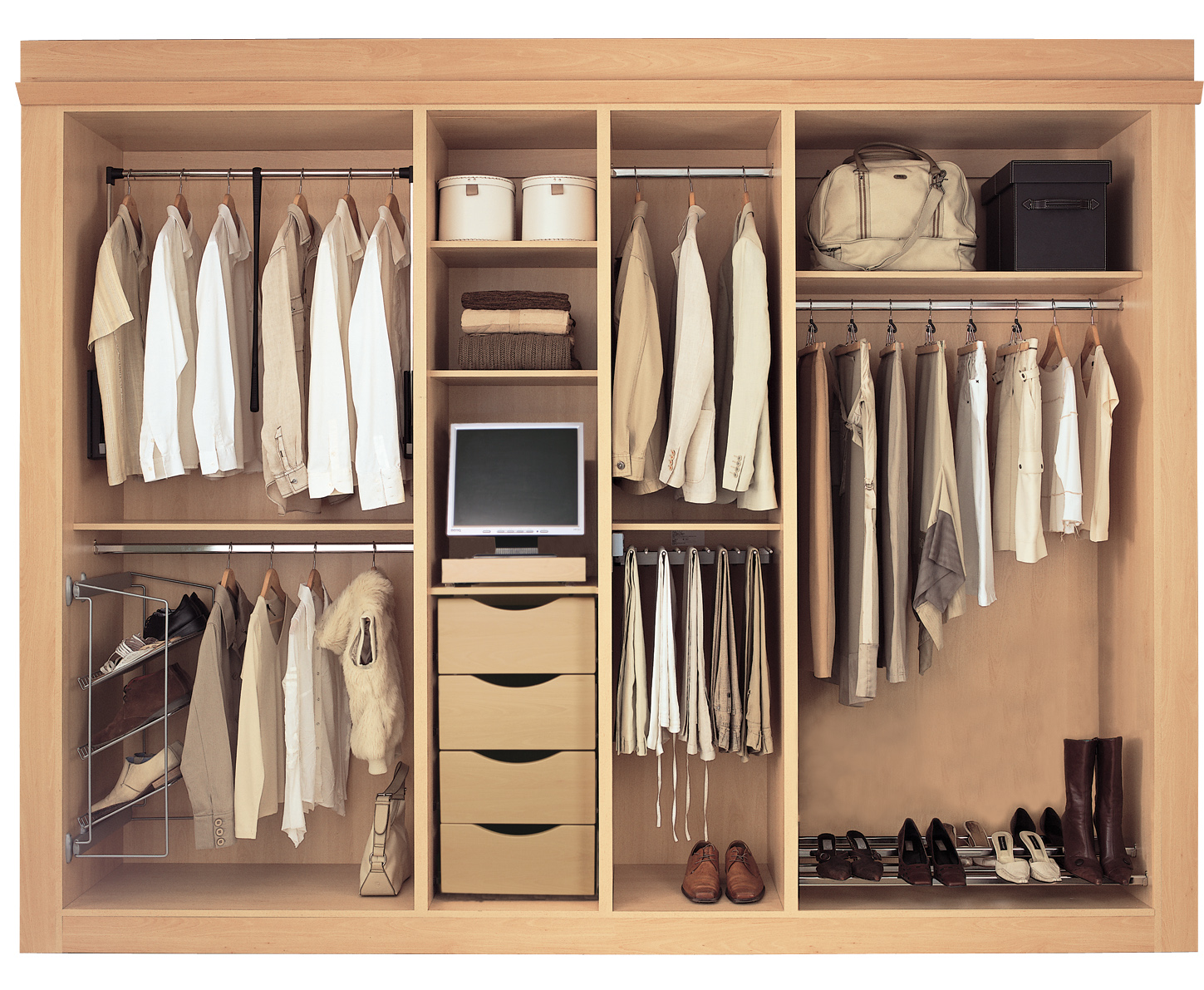 Wardrobe excelsior furniture Best wardrobe storage solutions