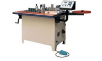 Curvilinear manual Edge Banding machine